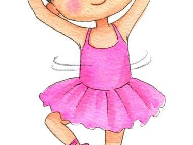 kids book illustration