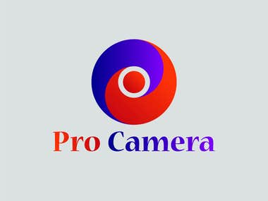 This is a logo for camera app