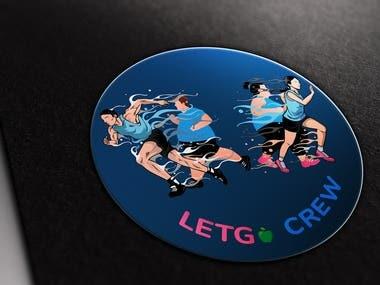 LetGo Crew logo
