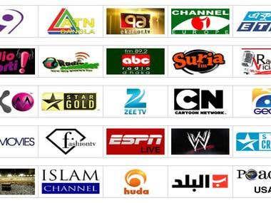 Live TV Broadcast