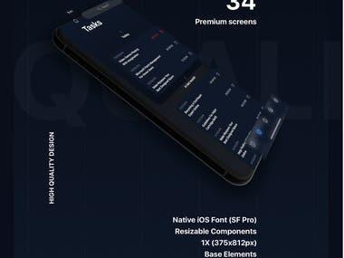 Broucher/UI/UX design Portfolio