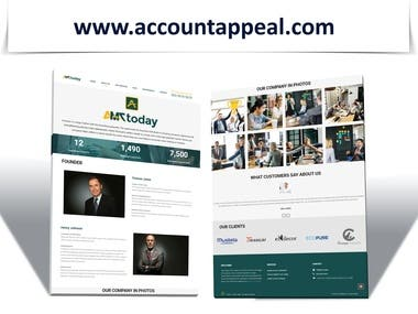 Accountappeal Website who gives Legal Advice to Amazon