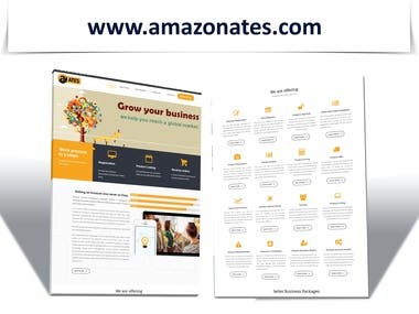 Amazon ATES Website for Trained E-Commerce Specialist