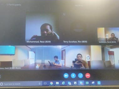 Meeting Room Setup