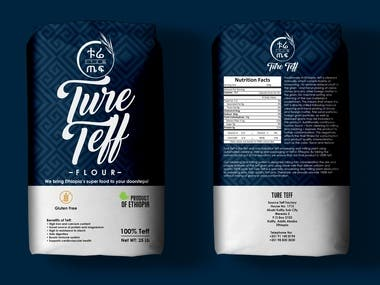 Packaging for Flour