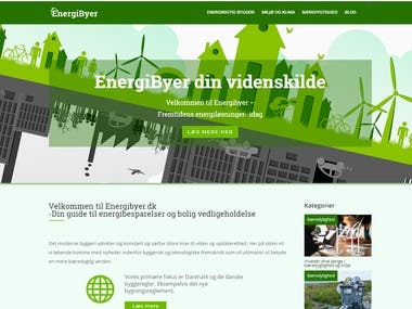 Environmental Website