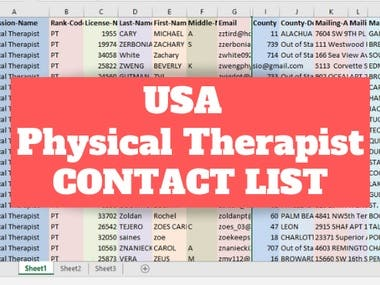USA Physical therapist
