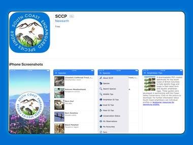 SCCP Mobile App