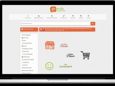 GoEcolo Marketplace | Online Grocery Shopping