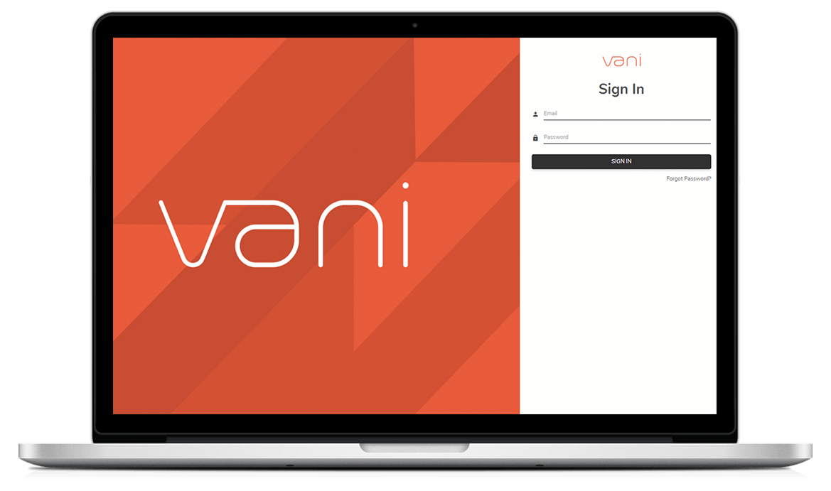 VANI | Production Tracking Solution