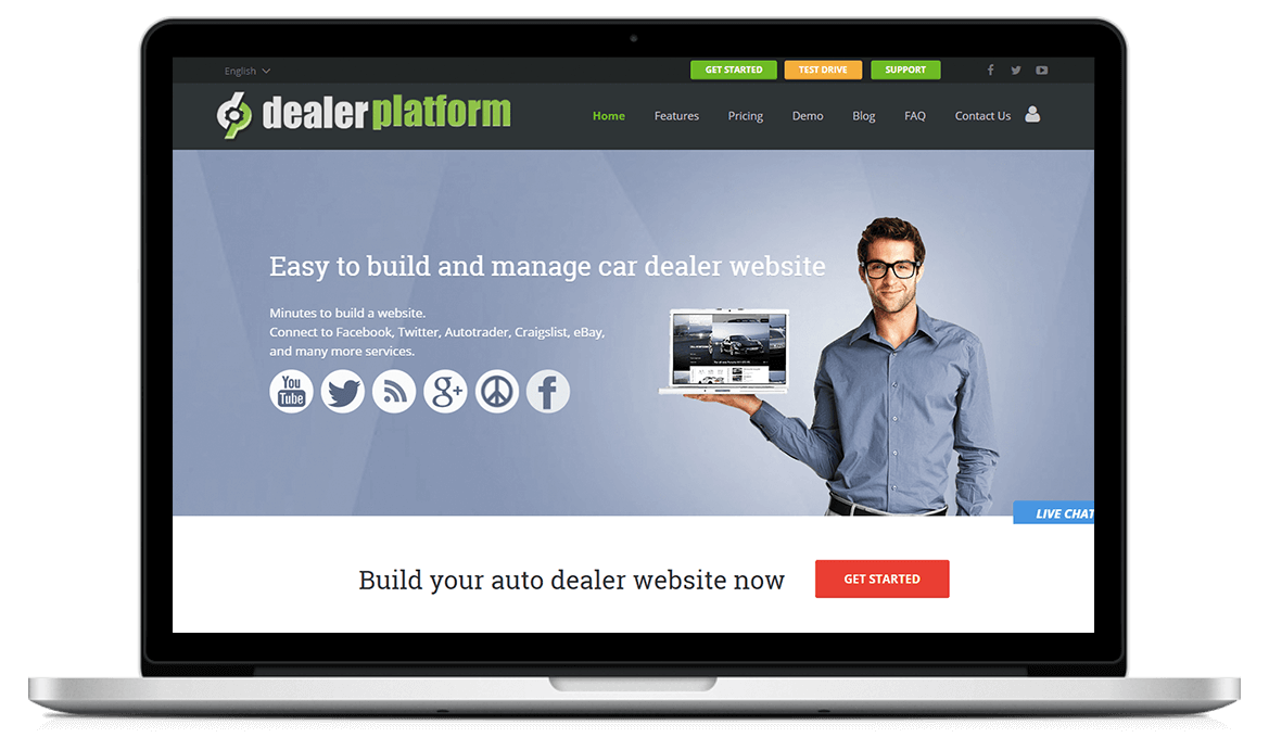 Dealerplatform.com | Online platform for Auto dealers to cre
