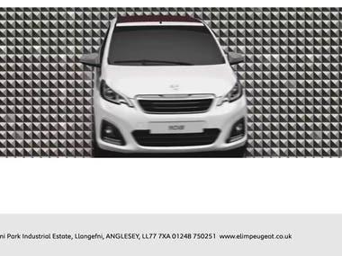Peugeot Video Advertising