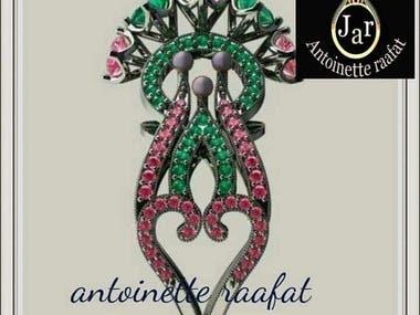 Jewelry Designer 3d Diamond & gold