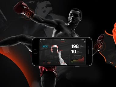 IoT - Martial Arts - Athletes training session visualization
