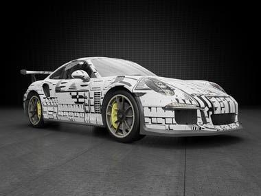 AR Porsche