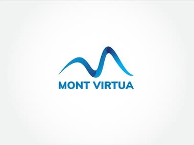 Logo for MONT VIRTUA