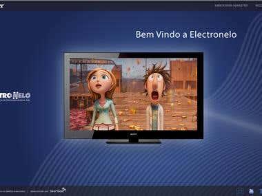Electronelo Interactive Application