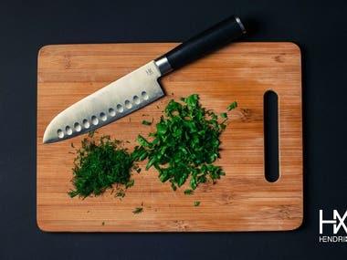 Hendrix Knives Logo