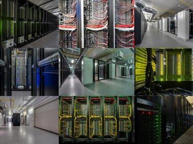 Datacenter Services: Colocation / Server / VPS / Hosting