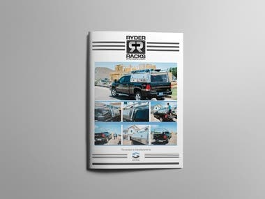 Truck Accessory Sales Brochure