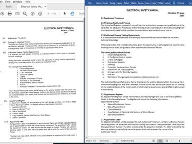 DATA ENTRY TYPING WORK PDF TO MS WORD.