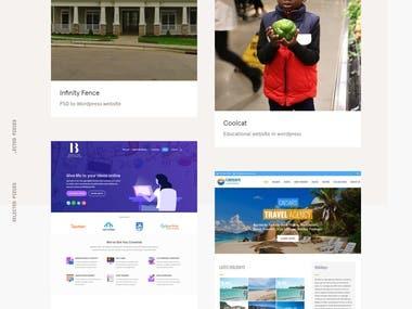 BLweb.Net - My portfolio website