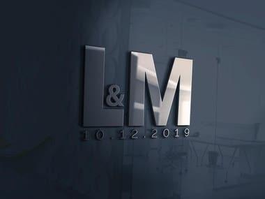 L & M LOGO