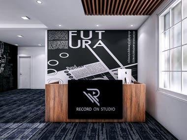 Designing of Music Studio