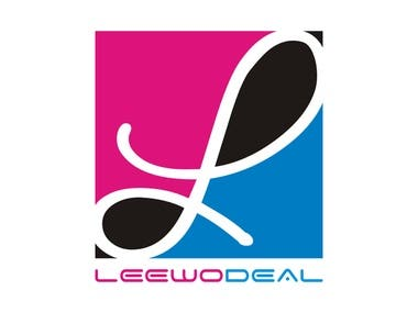 Leewodeal Logo, Business card, Letterhead, Invoice Book