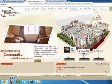Dynamic Website with CMS - Weblekh
