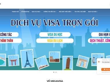 Website Visatrongoi.vn