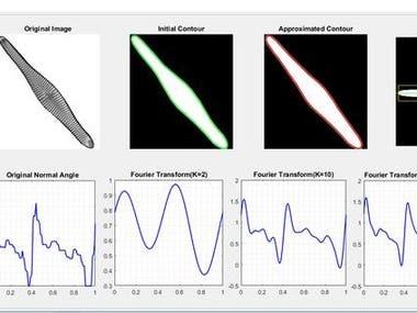 Matlab simulation and computation