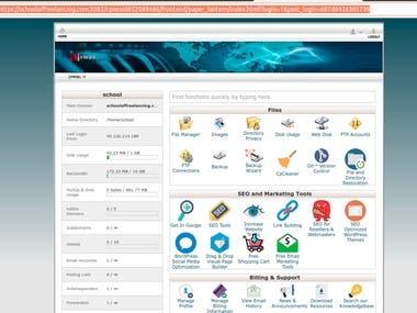 cPanel Install CentOS 7