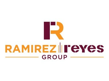 Logo for (Reyes Group and Ramirez Grooup)