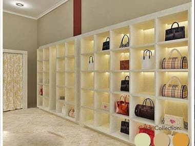 i will design you business or company interior perfectly