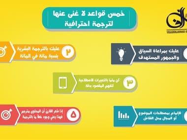 Arabic Social Media Post