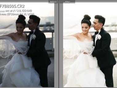 photo editing
