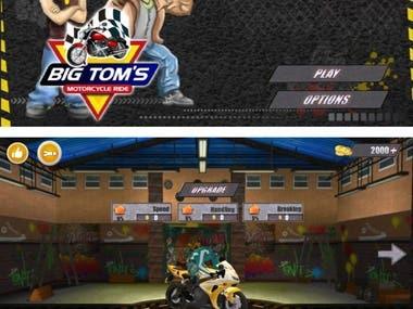 Big Tom's Motorcycle Ride