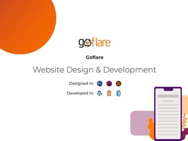 Goflare.com Website