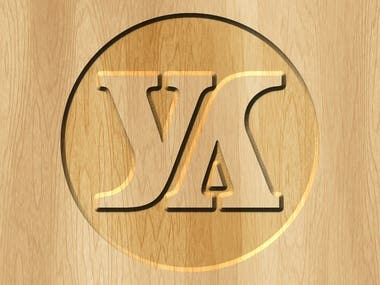 Creative LOGO DESIGN WITH two letters [A&Y}
