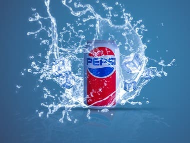 my project for Elmarai ,pepsi, and Fanta