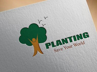 Logo and graphic