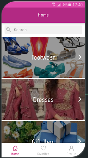 Mafi Shop app