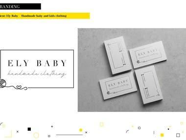 Ely baby logo