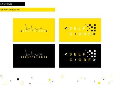 Self code logo
