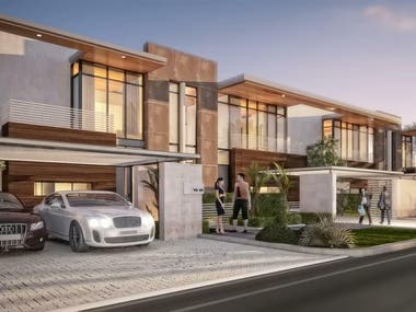 New Project In DAMAC HILLS Dubai