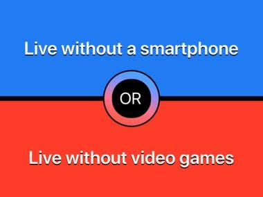 Conundrums - would you rather