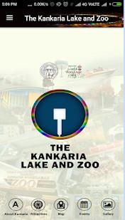 The Kankaria Lake And Zoo - AMC