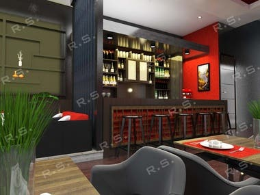 Commercial designs - RESTAURANT/CAFE/RESORT/HOTEL/MUSEUM