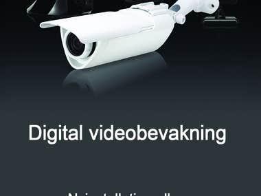 Brochure design for digital camera systems